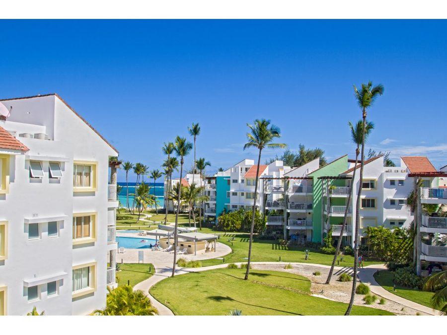 playa turquesa estupendo penthouse