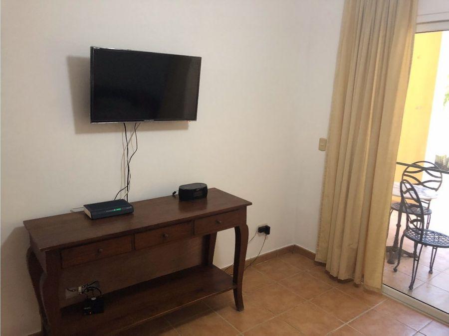 comodo apartamento en cocotal bavaro punta cana