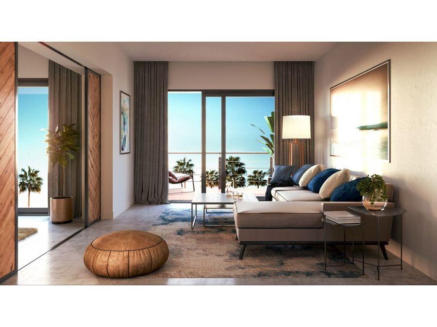 ultimo apartamento en proyecto de playa