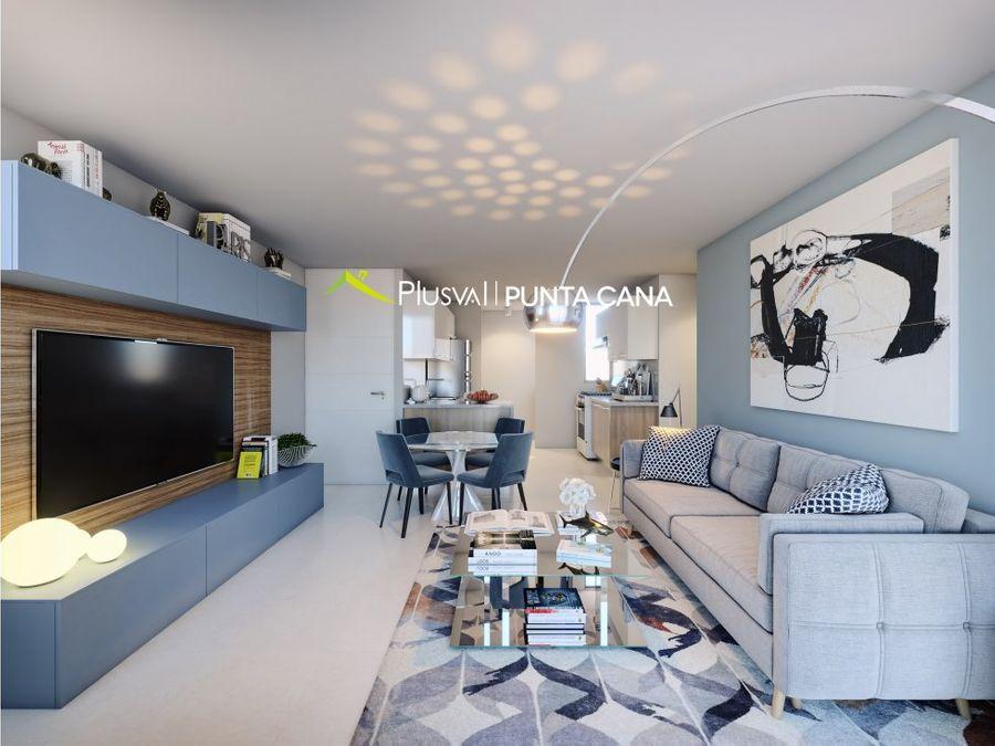 hermoso proyecto de apartamentos en bavaro
