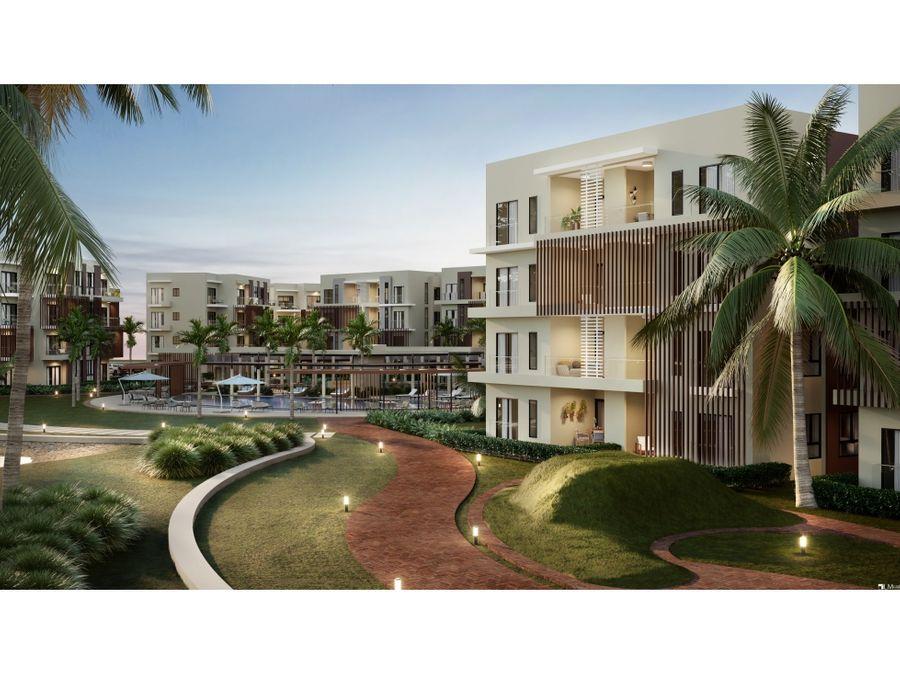 proyecto de hermosos apartamentos modernos en punta cana