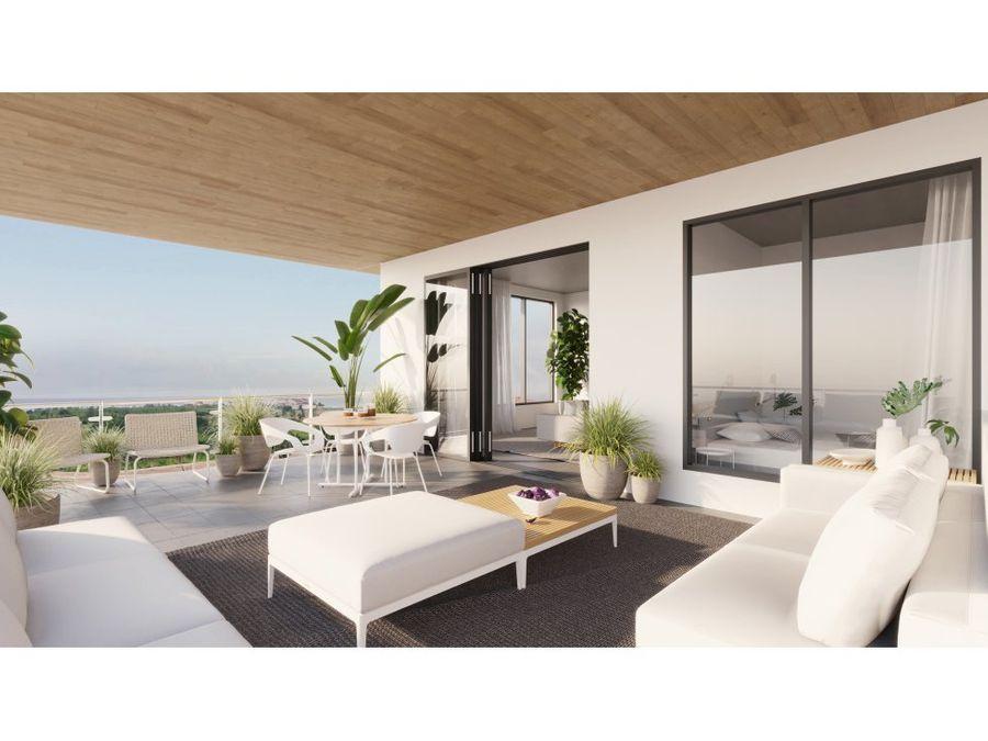 proyecto de apartamentos dentro de cap cana punta cana