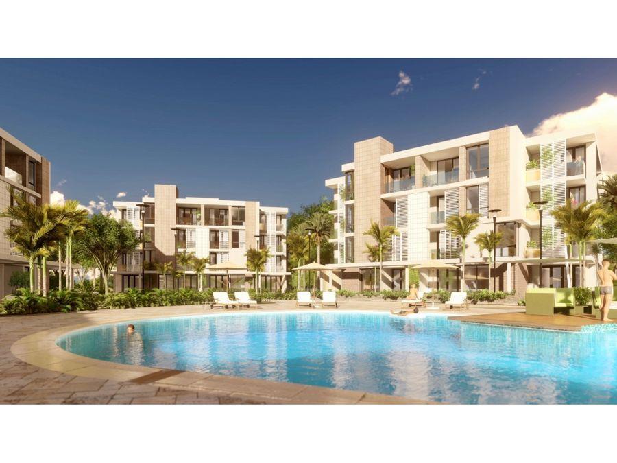 proyecto de apartamentos de 12 y 3 habitaciones en vista cana