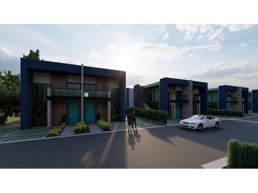 proyecto exclusivo de villas en punta cana