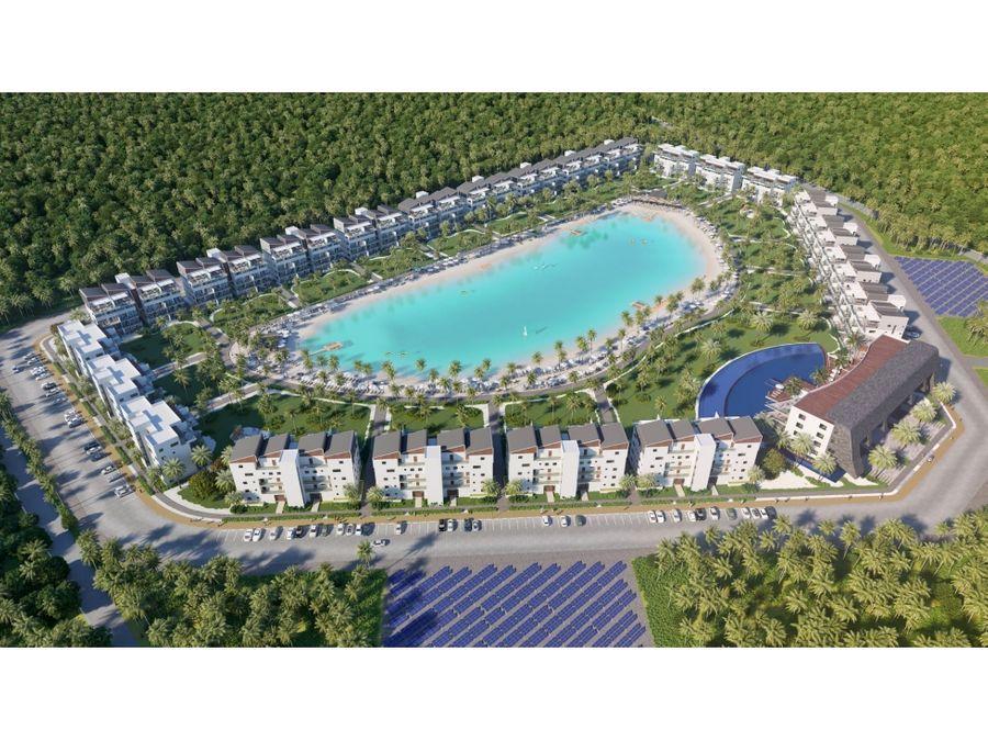 apartamentos con vista increible en cristal lagoon