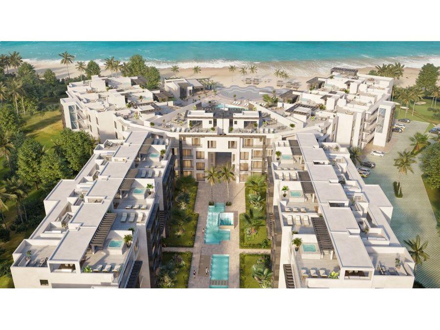 apartamentos 5 estrellas con vista al mar