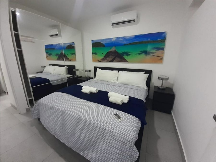 moderno apartamento cerca de la playa