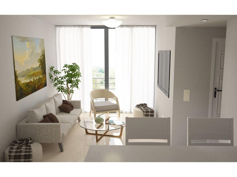 proyecto de apartamentos en pueblo bavaro