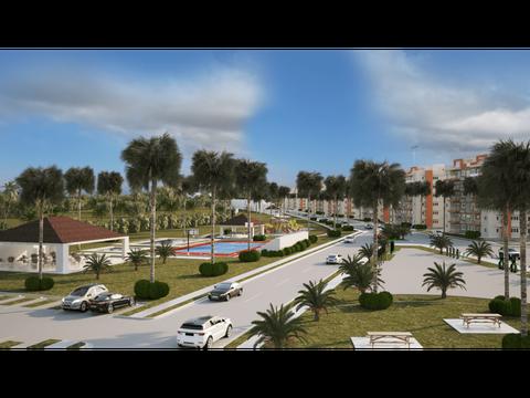 apartamentos de oportunidad en bavaro punta cana