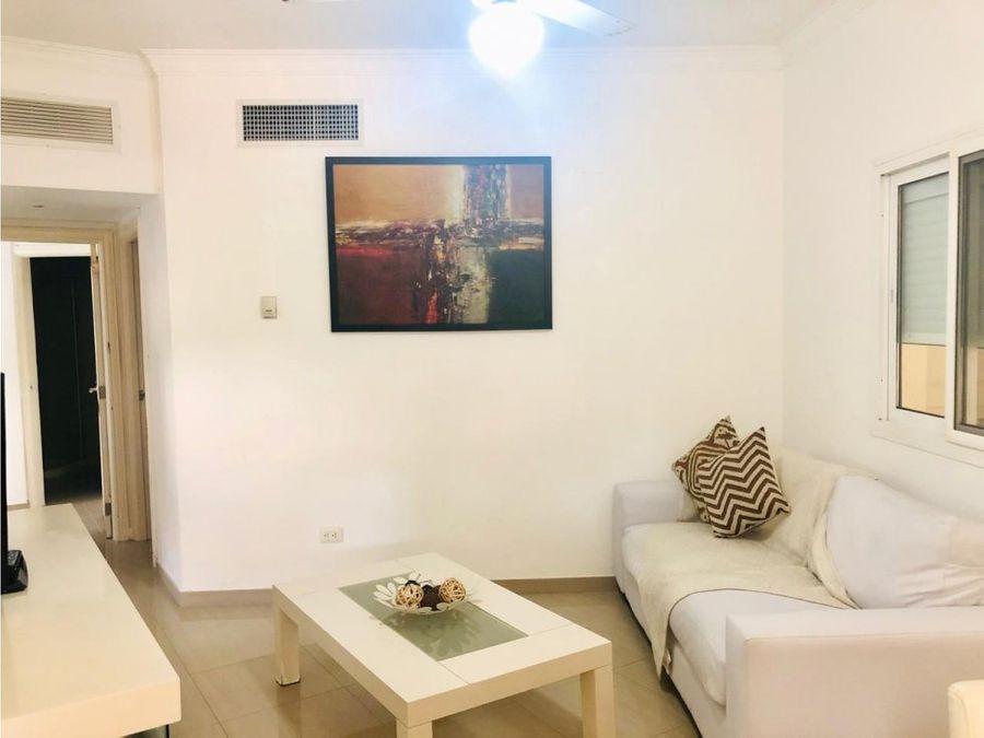 practico apartamento en cocotal