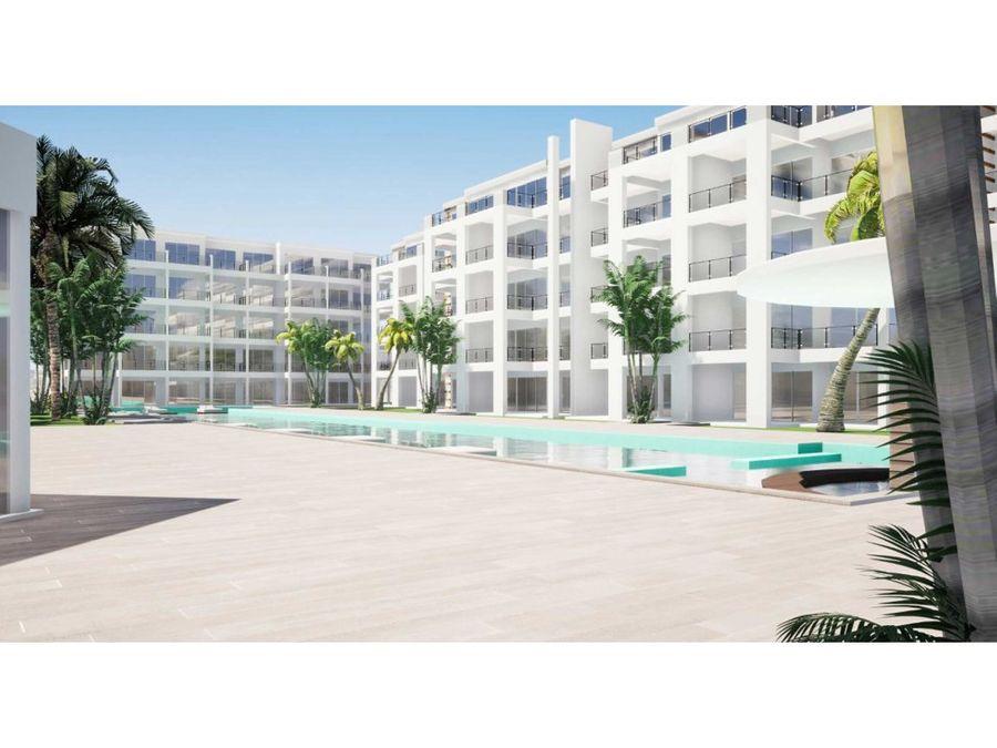proyecto de apartamentos con playa golf y mas