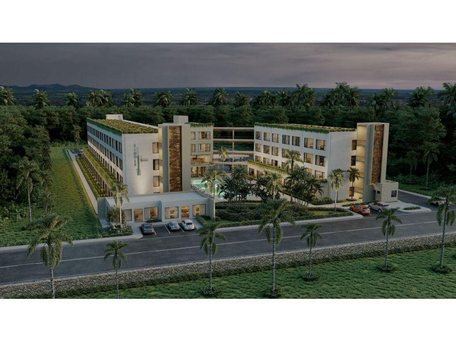 apartamentos tipo hotel con ubicacion estrategica bavaro punta cana