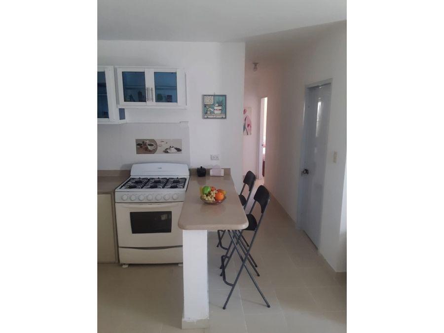 apartamento amueblado en ciudad caracoli bavaro punta cana