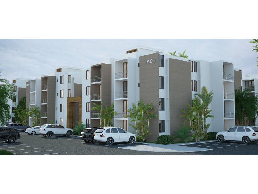 comodos apartamentos en construccion en punta cana