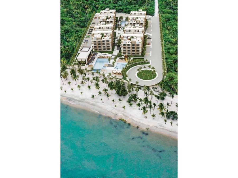 apartamentos de lujo en primera linea de playa