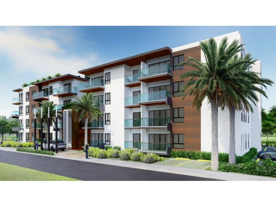proyecto de apartamentos en punta cana village