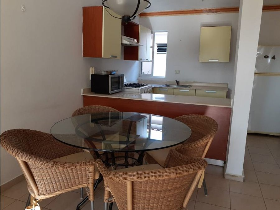 comodo apartamento en pueblo bavaro