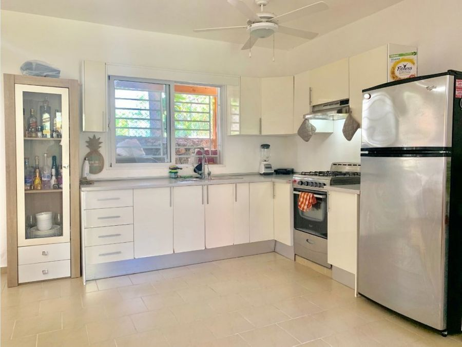 linda villa duplex en costa bavaro