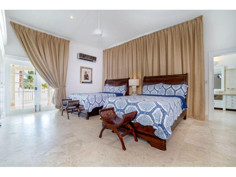 villa de lujo en punta cana resort