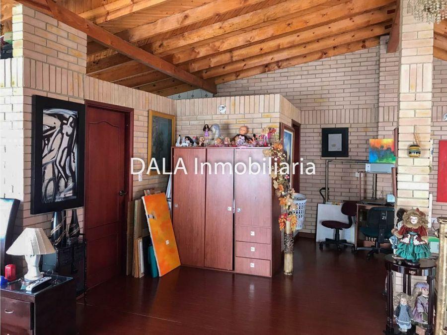 se vende casa campestre en cajica cundinamarca