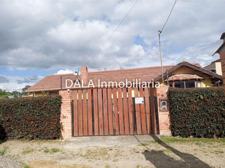 se vende casa en cajica cundinamarca