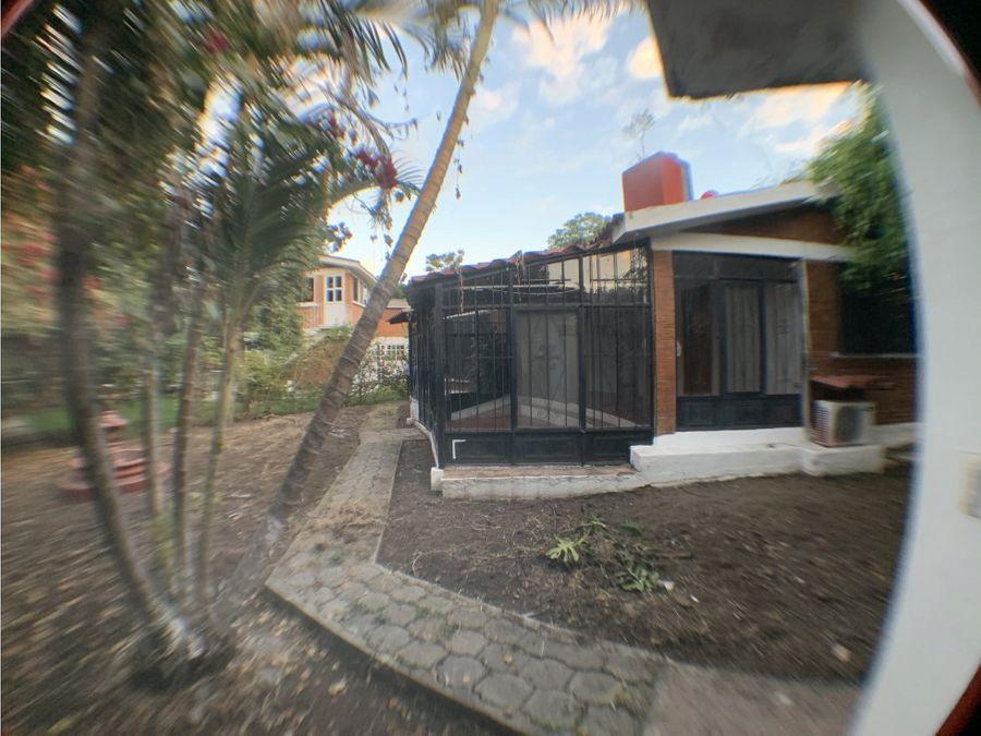 casa en venta en jiutepec el paraje ideal para remodelar