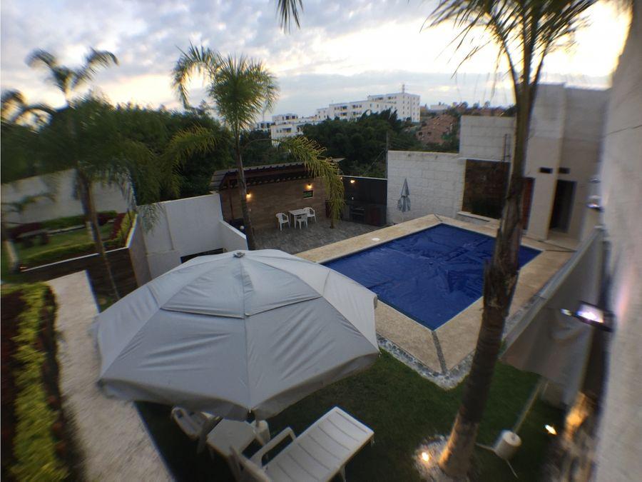 casa en venta en cuernavaca en palmira