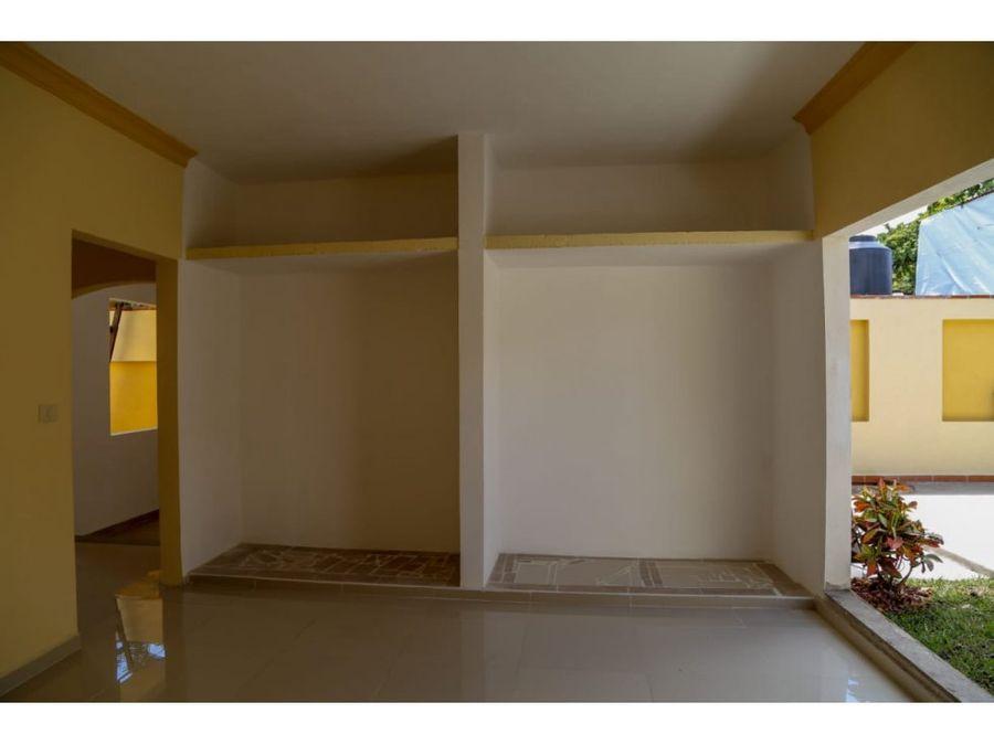 casa en venta en chiconcuac de 1 nivel con alberca