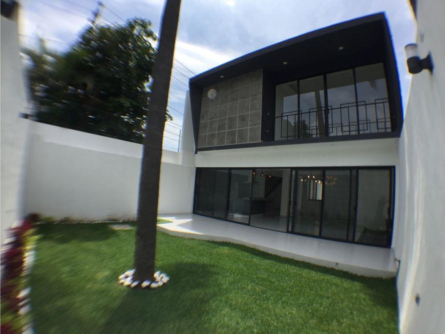 casa en venta en cuernavaca morelos