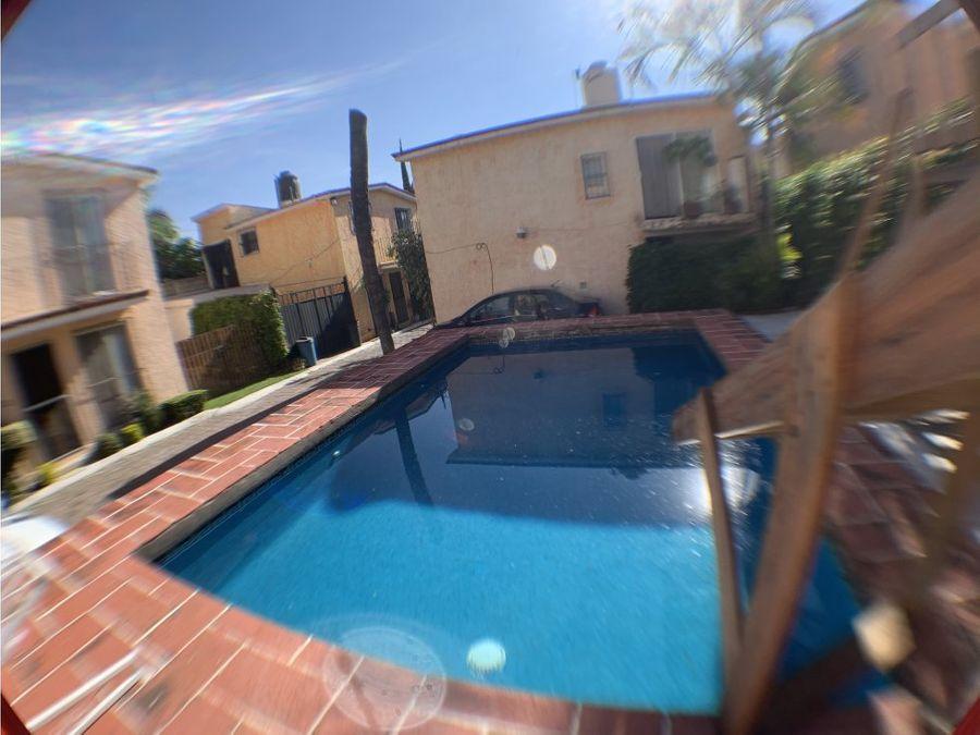 casa en venta en jiutepec pedregal de las fuentes
