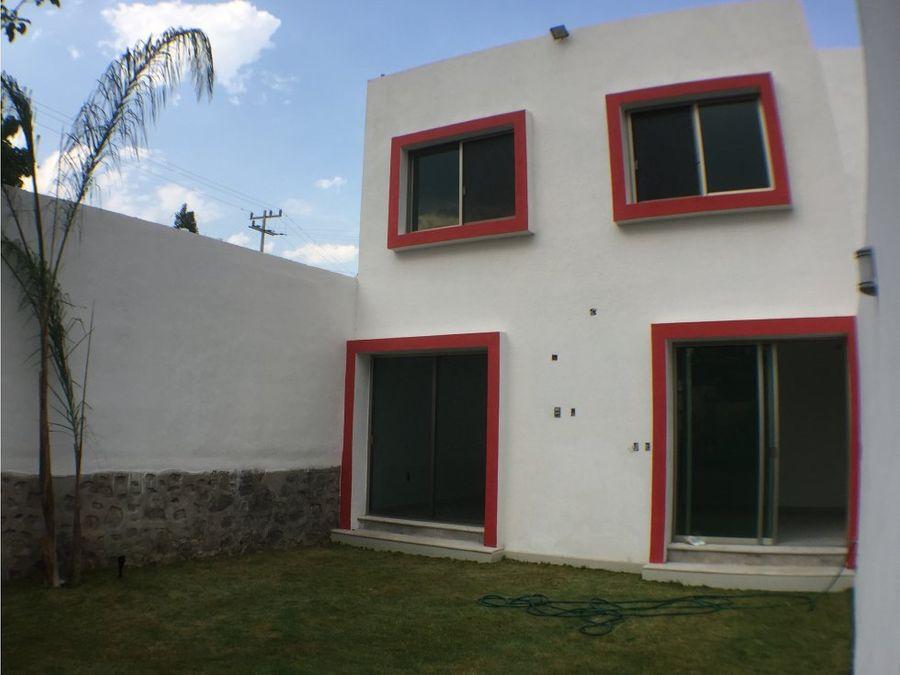 casa en venta en cuernavaca lomas tetela