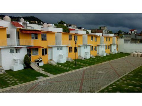 casa en venta en ahuatepec residencial