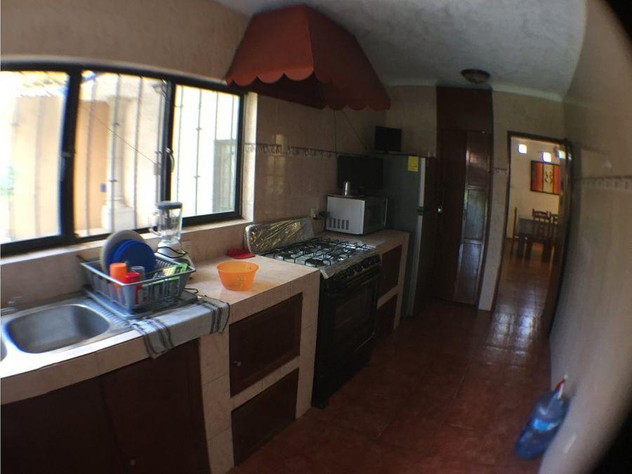 casa en venta en chiconcuac morelos con alberca