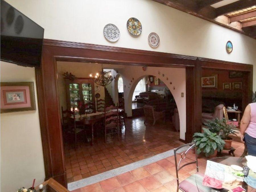 casa a la venta en san pedro montes de oca