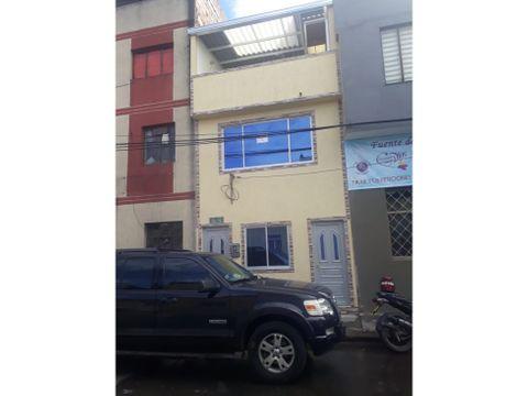 casa en venta en bogota rafael uribesantander