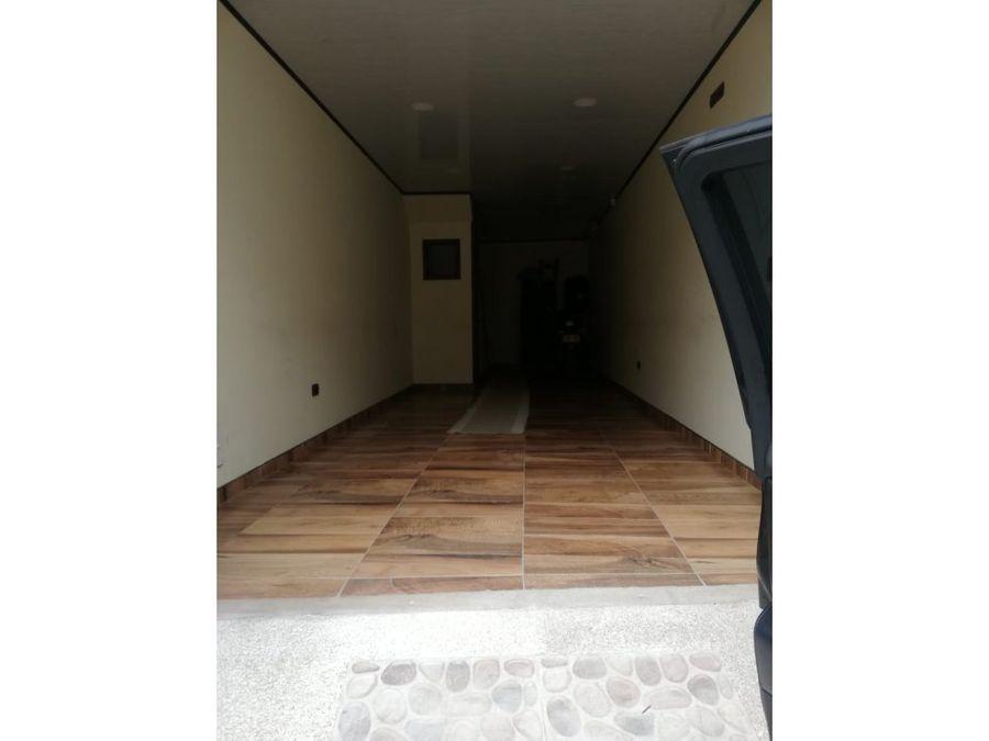 casa en venta en bosa centro