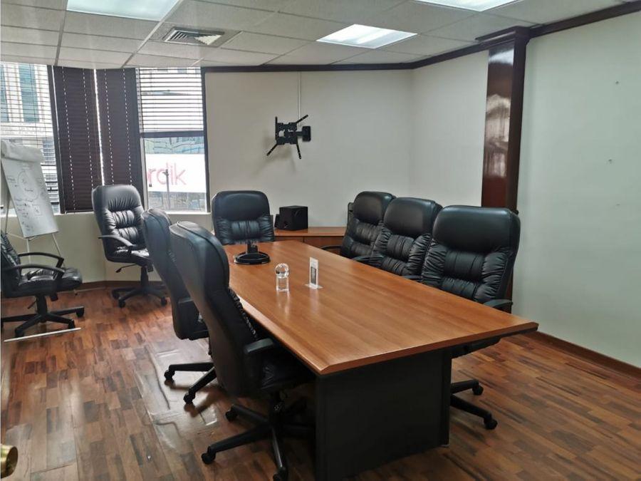 alquiler oficinas en obarrio