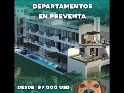condominios en venta en tulum pet friendly