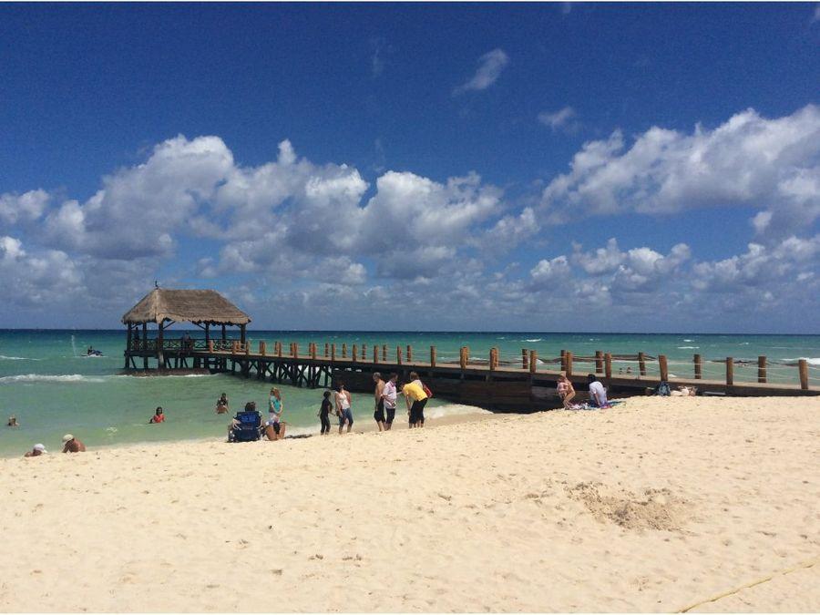lujoso departamento en the fives playa del carmen
