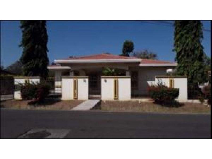 casa en venta aguadulce pp20 5659