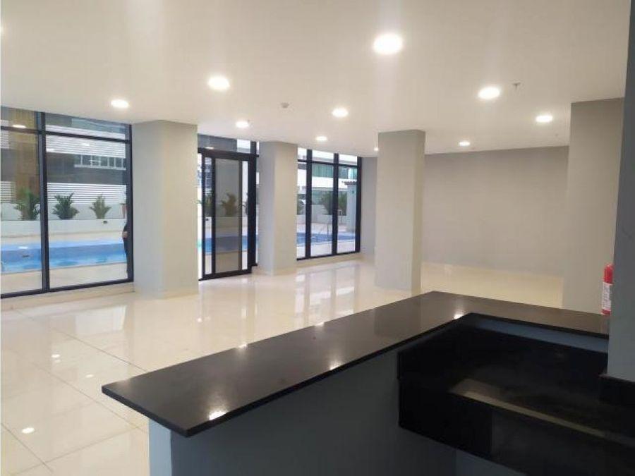 apartamento en alquiler obarrio pp20 10009