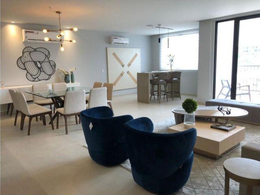 apartamento en venta costa del este pp20 3857