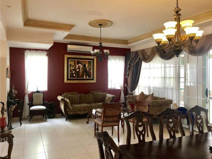 casa en venta altos de panama pp20 12243