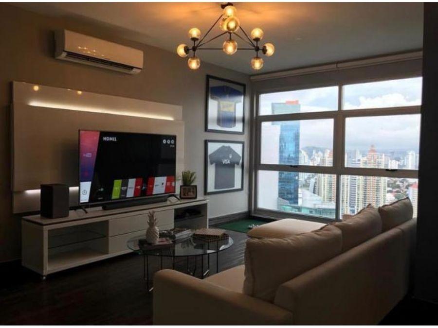 apartamento en alquiler punta pacifica pp20 12361