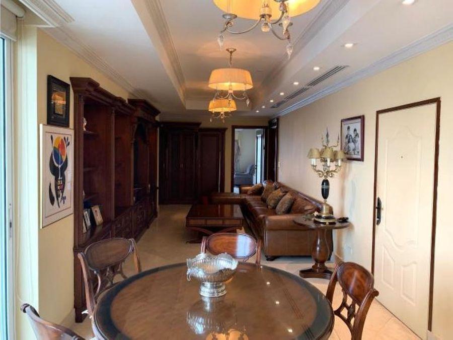 apartamento en alquiler punta paitilla pp20 10666