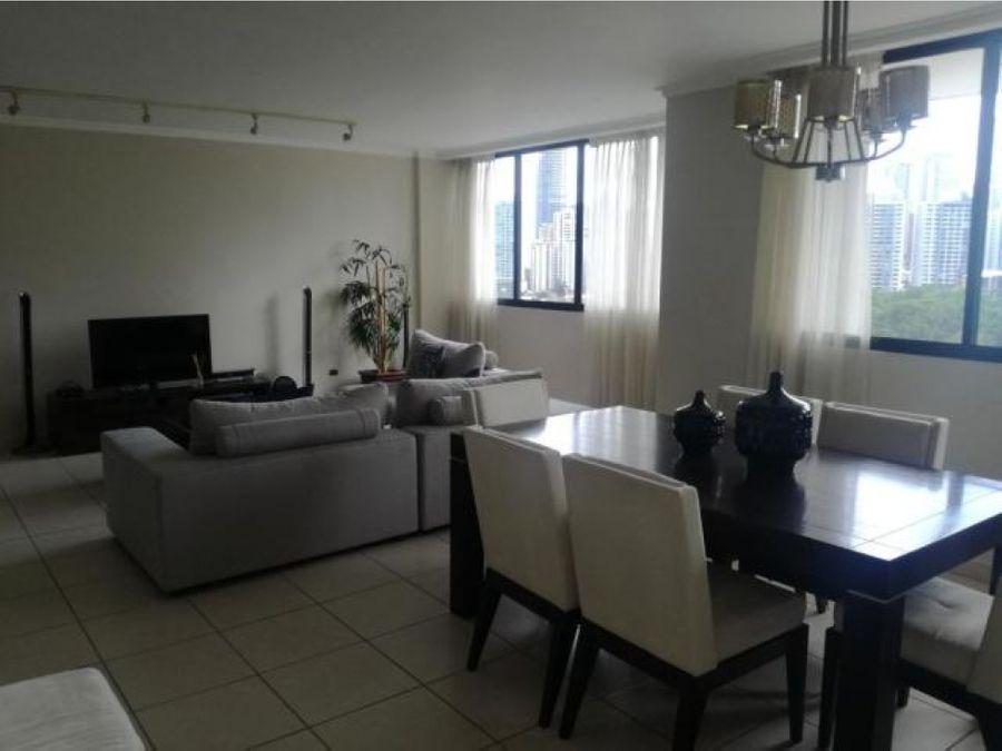 apartamento en alquiler obarrio pp20 12300