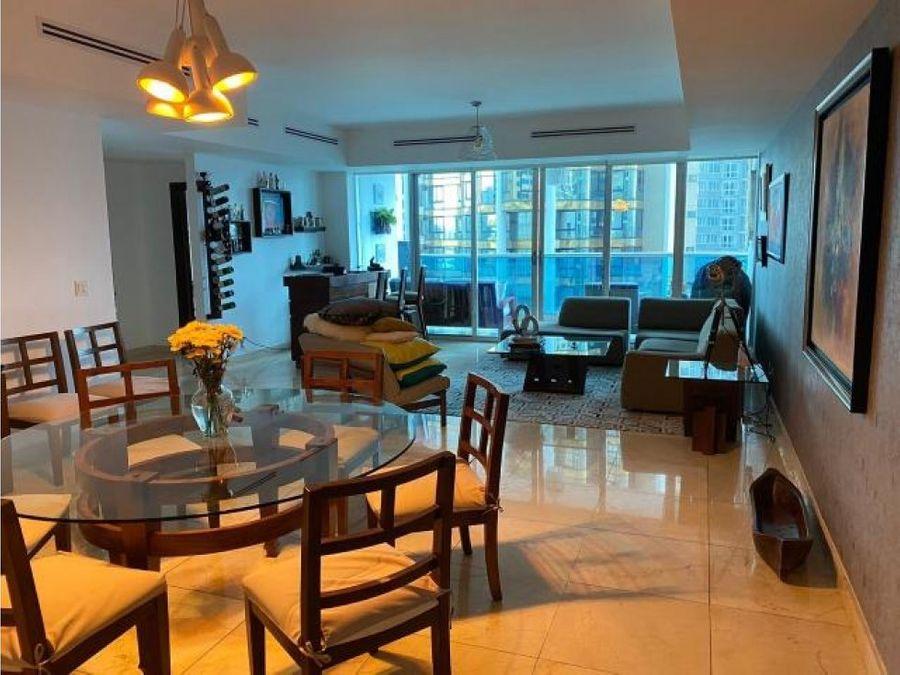 apartamento en alquiler punta paitilla pp20 12147