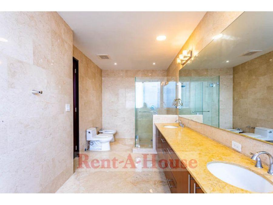 apartamento en alquiler punta paitilla pp20 10564