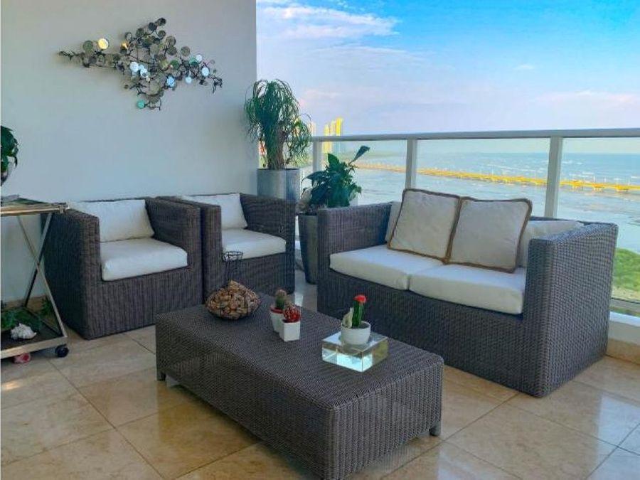 apartamento en venta coco del mar pp20 7346