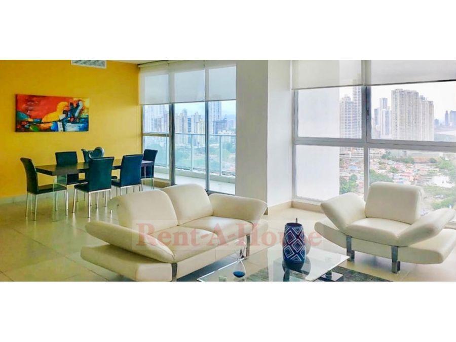 apartamento en alquiler punta pacifica pp20 11579